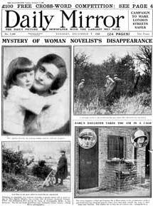 Agatha Christie Disappearance