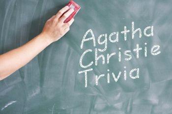 Agatha Christie Trivia