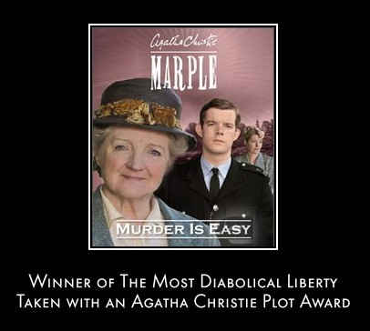 murder is easy agatha christie